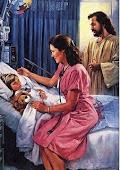 Nas dificuldades Jesus está presente