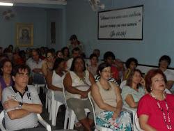 Participantes da Palestra Fraternidade Espírita Chico xavier