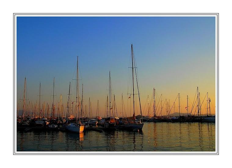 282 - Marina'da akşam