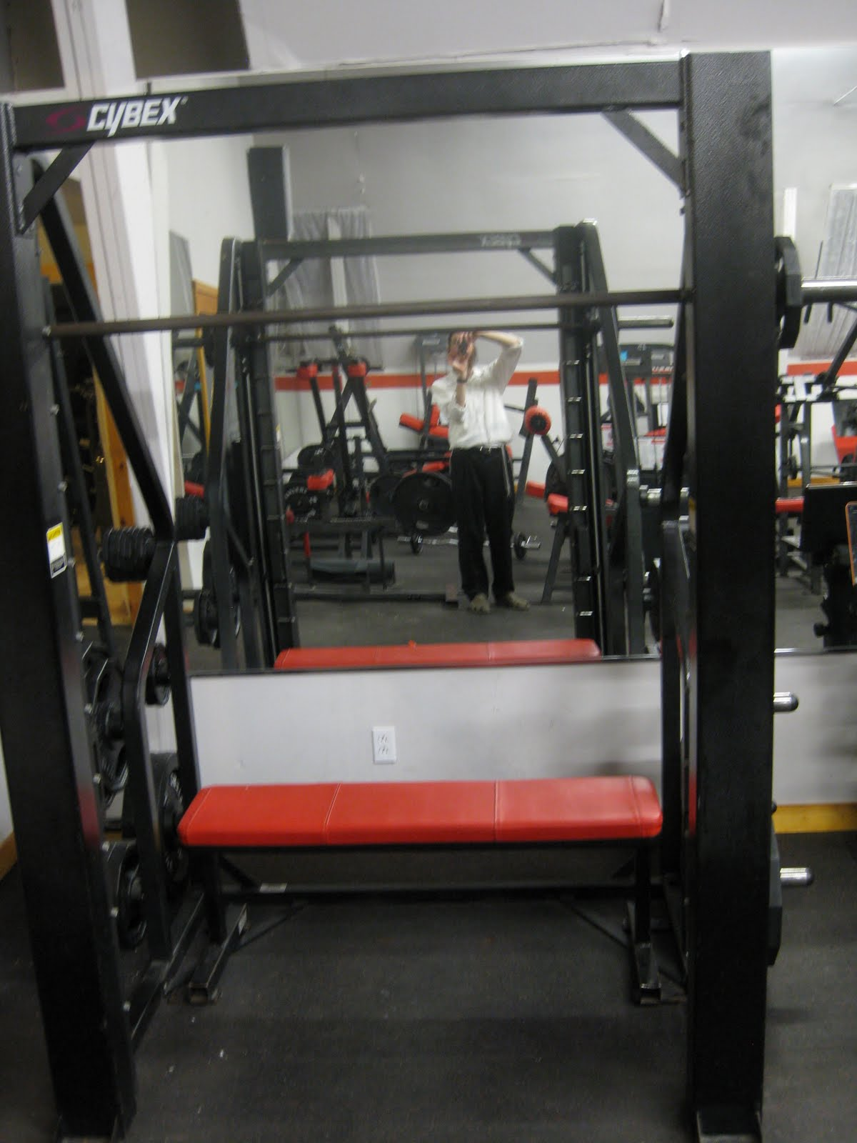 cybex smith machine for sale