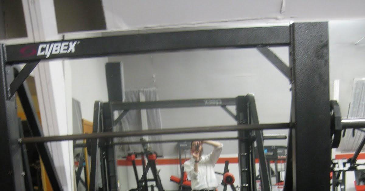 Gym Equipment For Sale Cybex Strength 5341 Smith Press