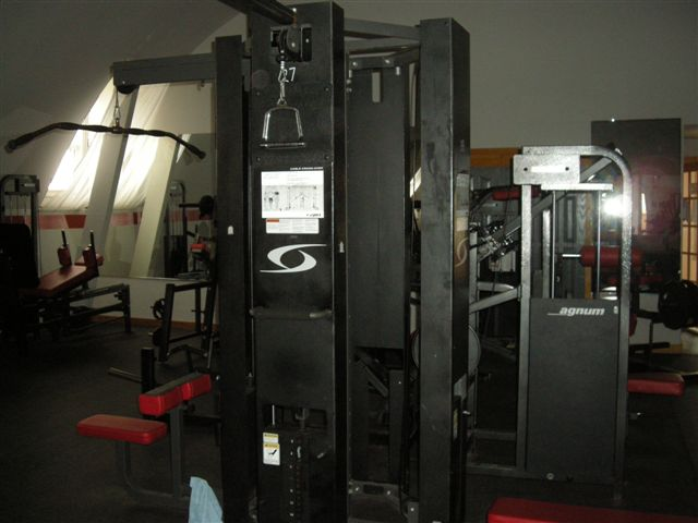 Gym Equipment For Sale Cybex Strength 5604 Cable Crossover