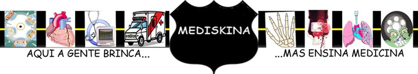 Mediskina: Aqui a gente brinca mas ensina Medicina