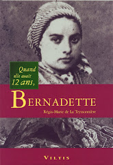 Bernadette, quand elle avait douze ans