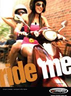 """Ride me""   Claribel Motors"
