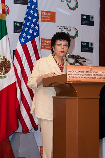 Asociaci n de internacionalistas de chiapas a c concluye - Instituto de los mexicanos en el exterior ...