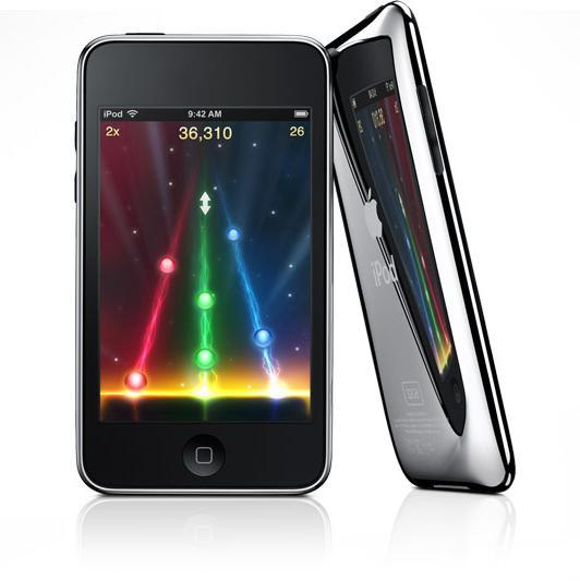 The Apple iPod touch 4th