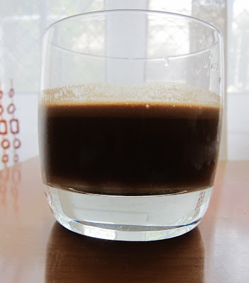 how to make nutella iced coffee