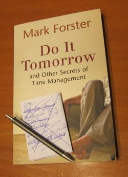 Do It Tomorrow and other secrets of time management review