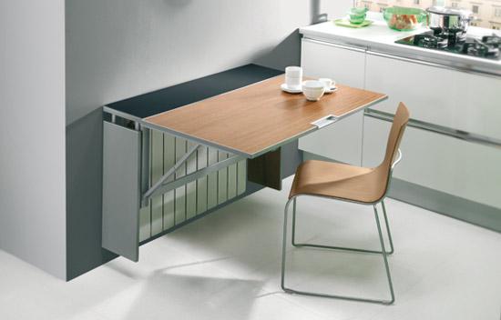 Colores para decorar ideas decorativas una mesa sobre - Mesas de cocina bricor ...