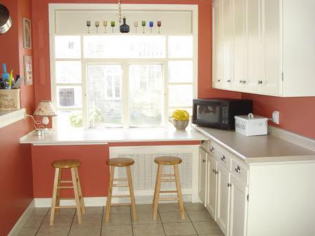 Colores para decorar ideas decorativas una mesa sobre - Cortinas encima de radiadores ...