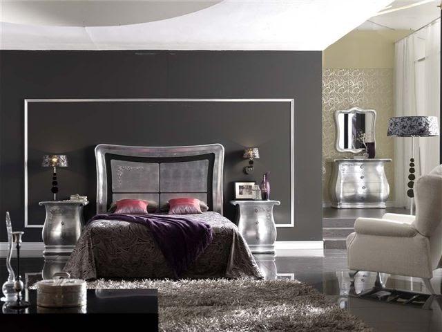 Colores para decorar con que colores combina una pared - Paredes color gris ...