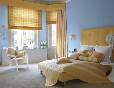 Colores para decorar con que colores combina una pared - Colores azules para habitaciones ...
