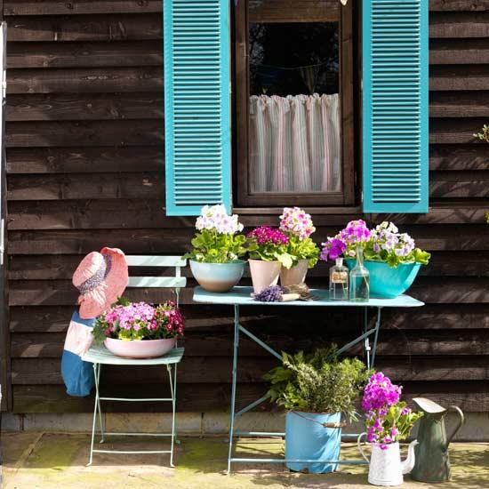 Colores para decorar ideas decorativas para jardines for Ideas decorativas para jardin