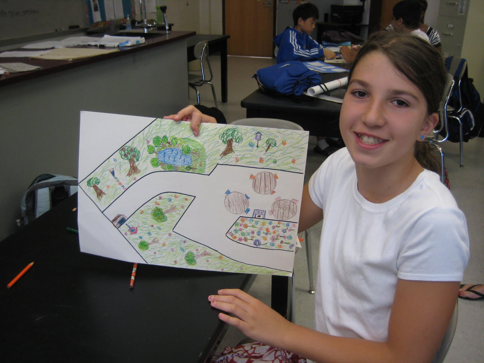 Outdoor Classroom Design Plans : Places and spaces outdoor classroom design challenge