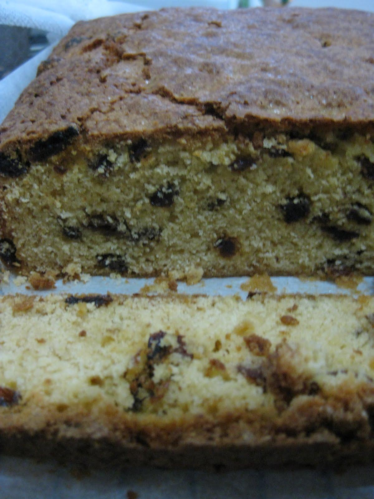 Edmonds Sultana Cake Recipe