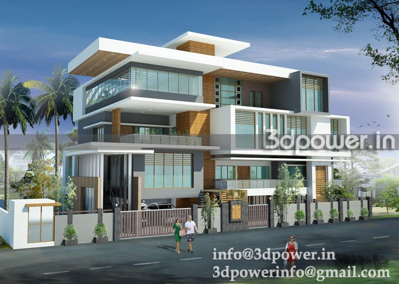 Latest Bungalow Designs In India Joy Studio Design