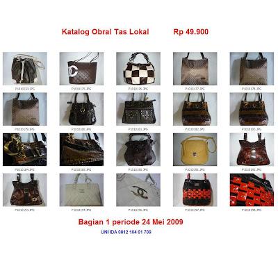 pusat grosir tas wanita murah & berkualitas: Mei 2009