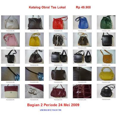 tas wanita murah & berkualitas: tas lokal.. datang hari ini 24/5/09