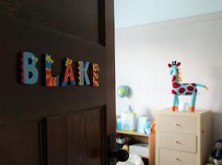 intrare in camera copilului