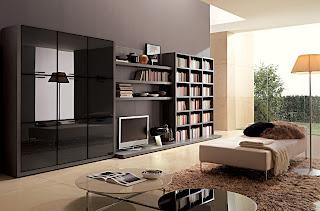 mobilier living lemn