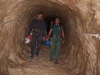 Cavando un tunel hacia la impunidad