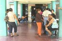 Maestros se toman oficina Distrital de Educacion en Olanchito