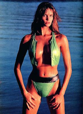 Hottest Australian Model Elle MacPherson