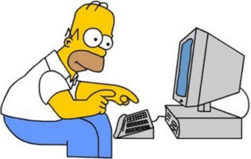 Homer #Fail