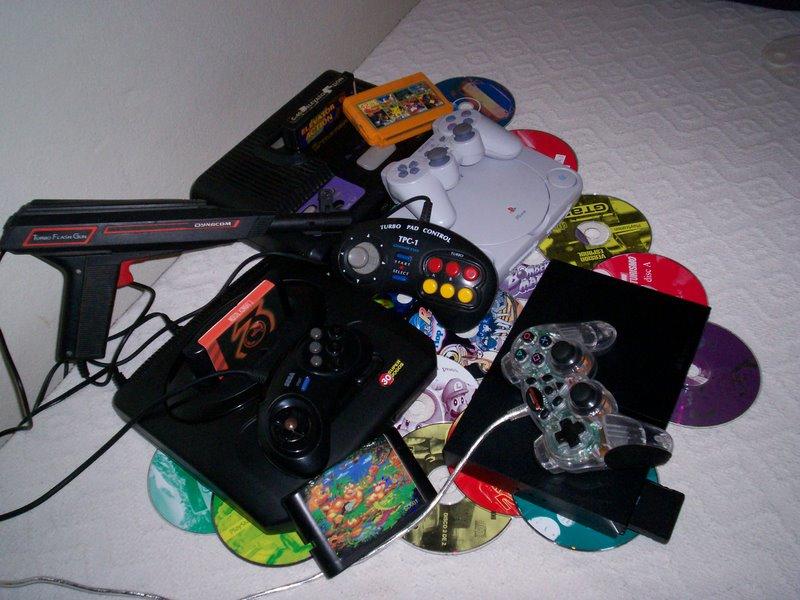 amados consoles geekfail