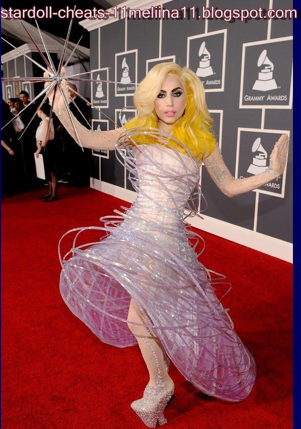 Stardoll Cheats: Lady GaGa\'s Kleid