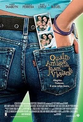 Quatro Amigas e um Jeans Viajante Dublado