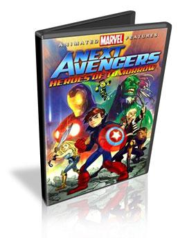 Download Os Novos Vingadores  Heróis do Amanhã Dvdrip dublado