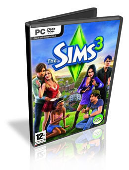 PC The Sims 3 + Crack + Serial Ativação Full Reloaded Completo Baixar