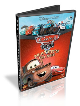 Download PC Cars Toon  Maters Tall Tales + Crack 2010