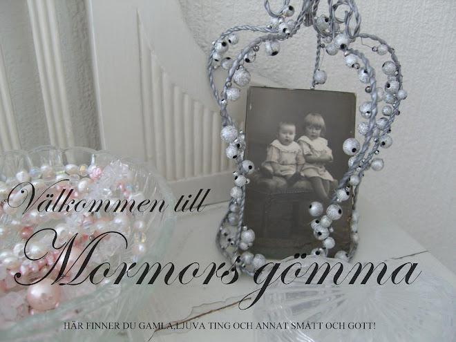 Mormors gömma