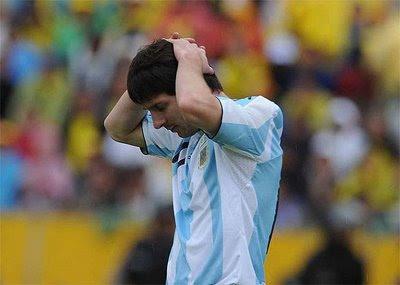 """Beto Márcico: """"Messi es un jugador Europeo"""""""
