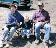 Porter, Grandma & Grandpa