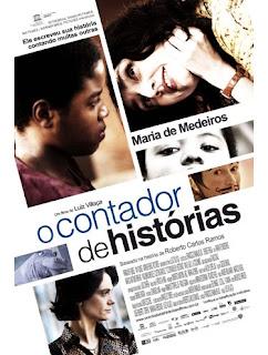 Filme Poster O Contador de Historias [Nacional] DVDRip XviD