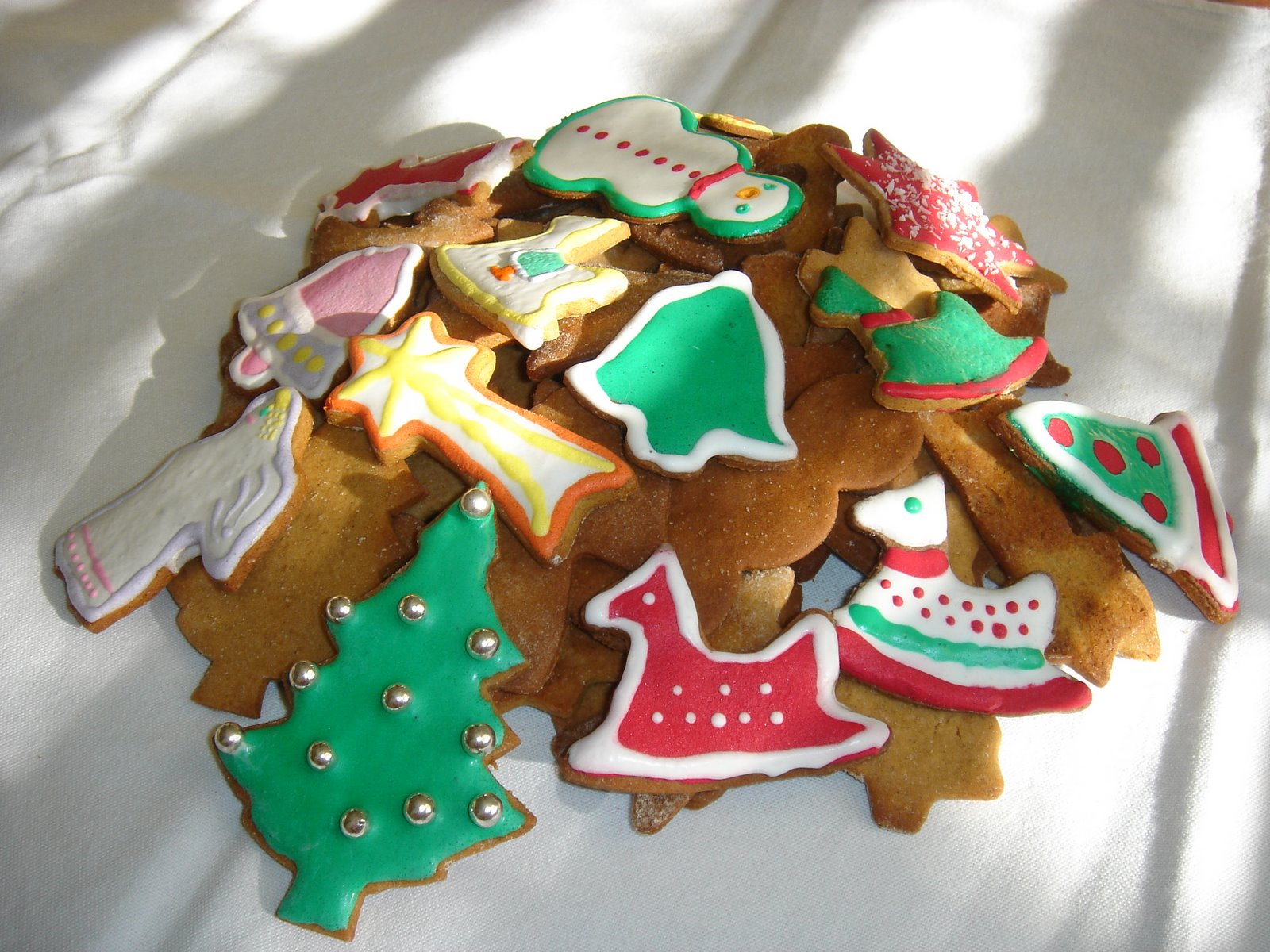 galletas de navidad receta: