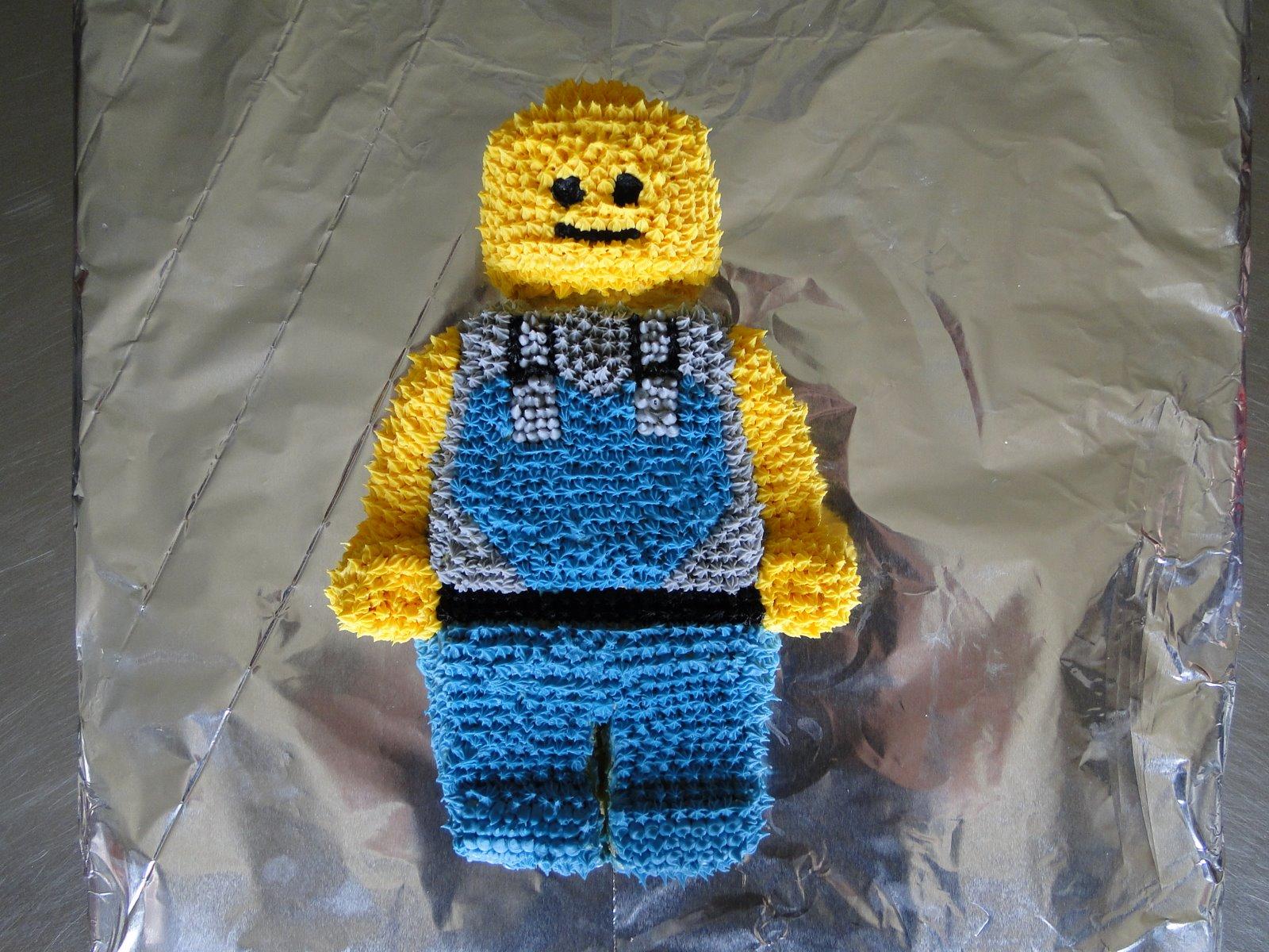 Lego Cake Pan Mold