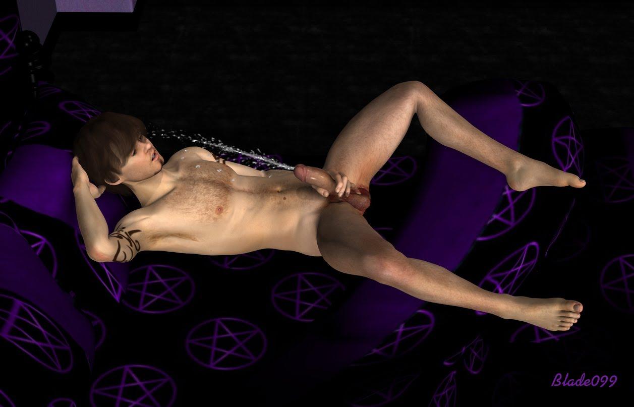 Gay/Str8 CGI Erotic Art