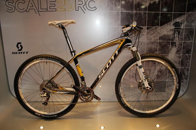 2011 Scott Scale 29RC