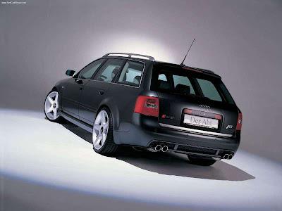 2004 Abt Audi As6. 2004 Abt Audi As400