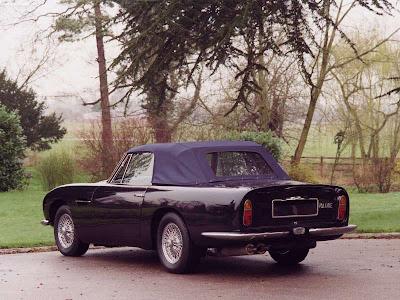 1966 Aston Martin Db6 Volante. Aston Martin DB6 Volante (1966)