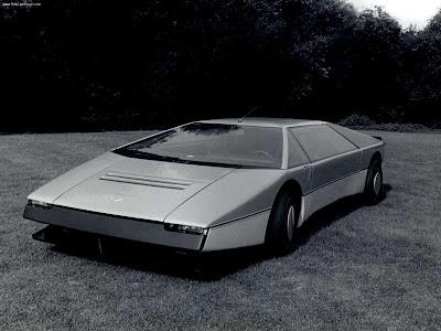 1980 Aston Martin Bulldog Concept Car Cars Autos Auto Shows