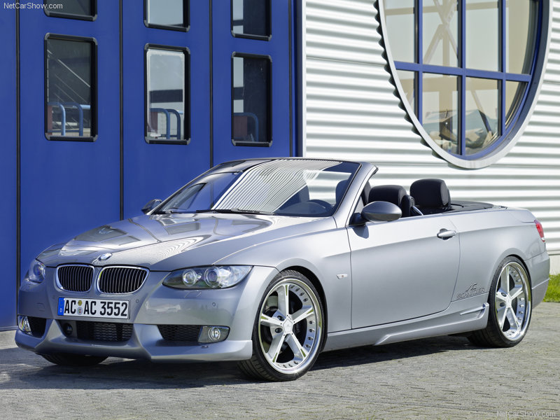 2007 AC Schnitzer ACS3 3-Series E93 Cabrio wallpapers PICS