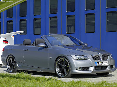 2007 AC Schnitzer ACS3 3-Series E93 Cabrio wallpapers PICTURES