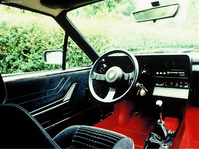 2003 Alfa Romeo Gtv. 1980 Alfa Romeo Alfetta Gtv 6