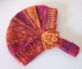 Baby Helmet Free Knitting Pattern from the Baby hats Free Knitting